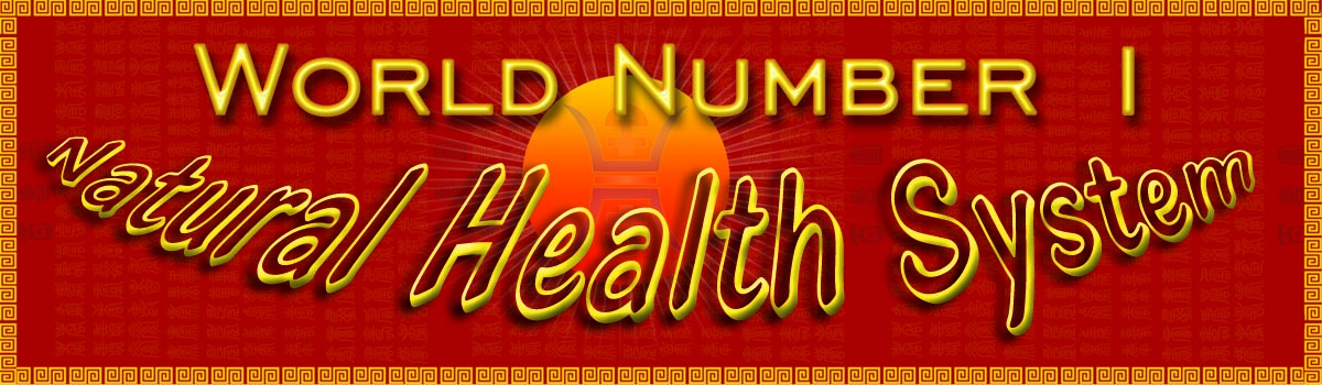 World number 1 Natural Health System